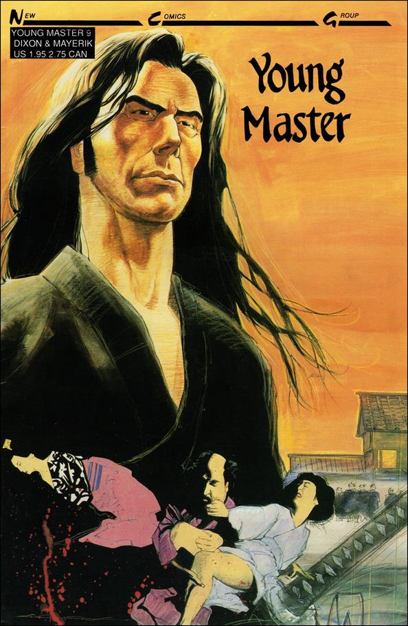 Young Master 9-A by New Comics Group