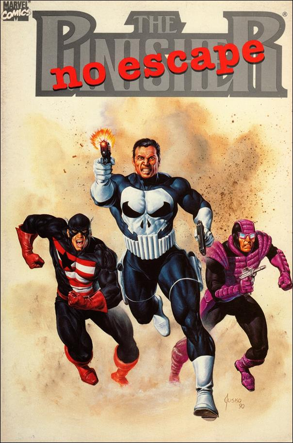Punisher: No Escape 1-A by Marvel