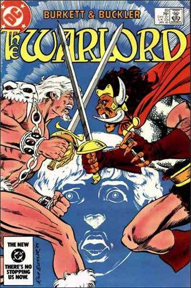 Warlord (1976) 89-A by DC
