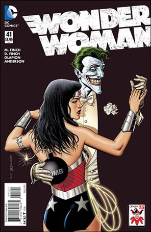 Wonder Woman (2011) 41-B