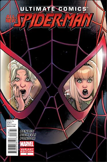 Ultimate Comics Spider-Man 8-B by Marvel