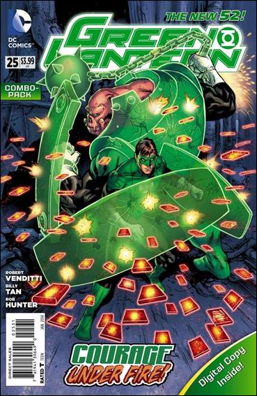 Green Lantern (2011) 25-B by DC