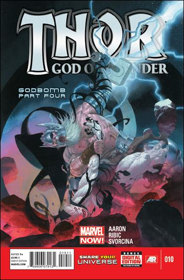 Thor: God of Thunder 10-A by Marvel