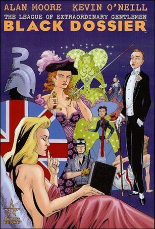 League of Extraordinary Gentlemen: Black Dossier nn-B