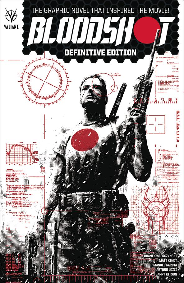 Bloodshot: Definitive Edition 1-A by Valiant Entertainment