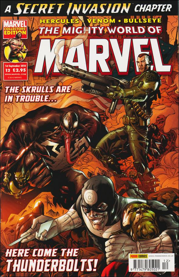 Mighty World of Marvel (UK) (2009) 12-A by Panini