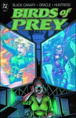 Birds of Prey 1-B