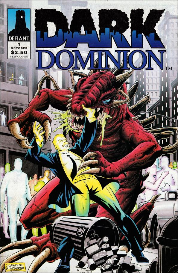 Dark Dominion 1-A by Defiant