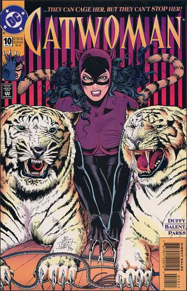 Catwoman (1993) 10-A by DC