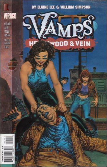 Vamps: Hollywood & Vein 5-A by Vertigo