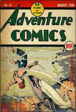 Adventure Comics (1938) 41-A by DC