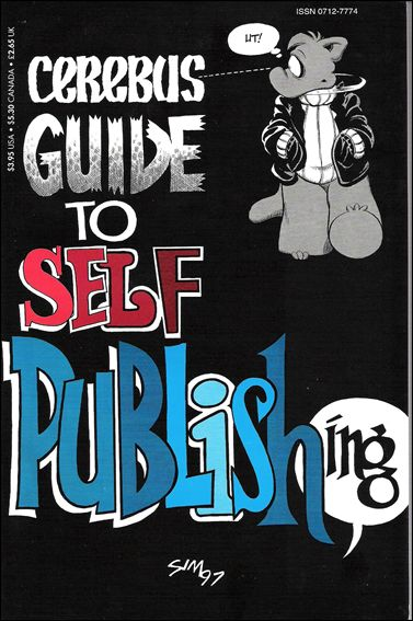 Cerebus Guide to Self Publishing 1-A by Aardvark-Vanaheim