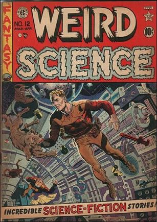 Weird Science (1950) 12-A