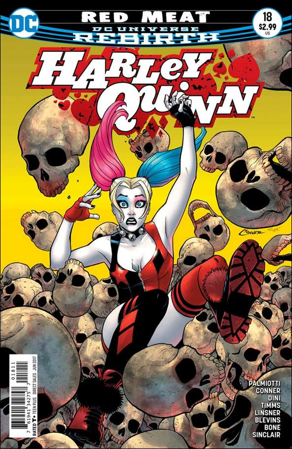 Harley Quinn (2016) 18-A by DC