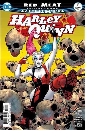 Harley Quinn (2016) 18-A