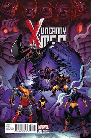 Uncanny X-Men (1981) 600-B