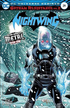 Nightwing (2016) 29-B