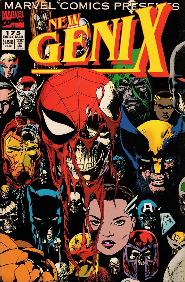 Marvel Comics Presents (1988) 175-A by Marvel