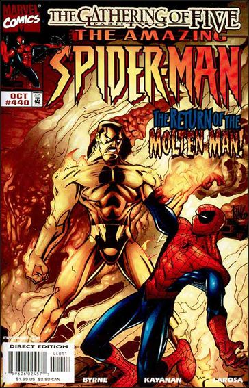 Amazing Spider-Man (1963) 440-A by Marvel