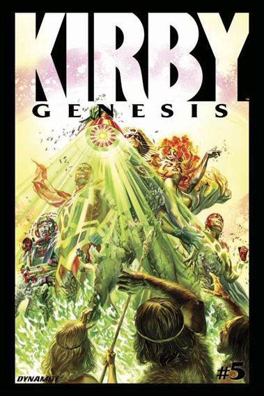 Kirby: Genesis 5-A by Dynamite Entertainment