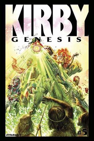 Kirby: Genesis 5-A