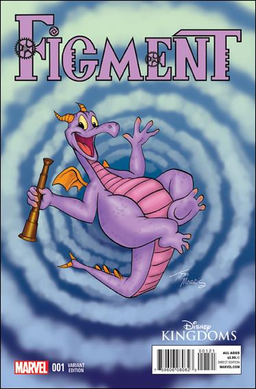 Disney Kingdoms: Figment 1-B by Marvel