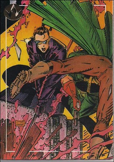 WildC.A.T.s: Set 1 (Base Set) 22-A by Topps