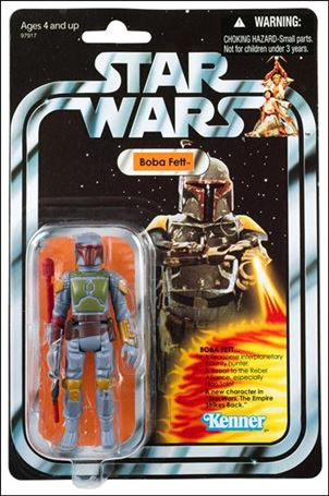 """Star Wars: Vintage Collection 3 3/4"""" Figures (Exclusives) Boba Fett (Rocket Firing) Mailaway Exclusive"""