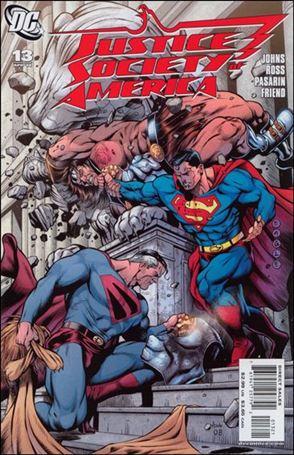 Justice Society of America (2007) 13-B
