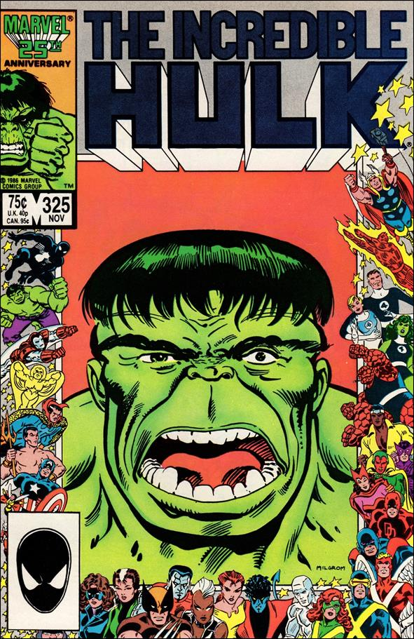 Incredible Hulk (1968) 325-A by Marvel