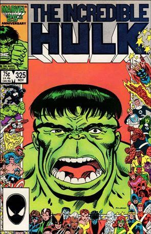 Incredible Hulk (1968) 325-A