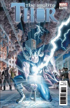 Mighty Thor (2016) 701-B