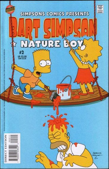 Simpsons Comics Presents Bart Simpson 2-A by Bongo
