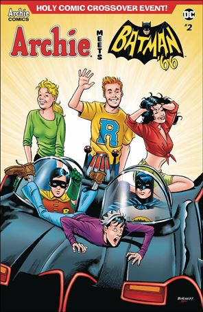 Archie Meets Batman '66 2-B