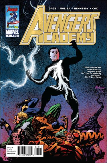 Avengers Academy 5-A by Marvel