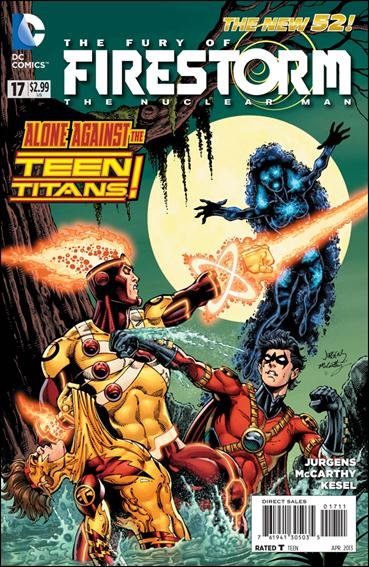 Fury of Firestorm: The Nuclear Man 17-A by DC