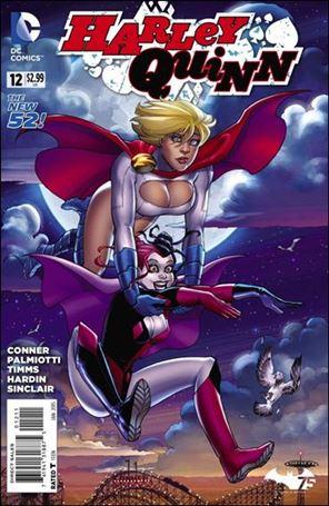 Harley Quinn (2014) 12-A
