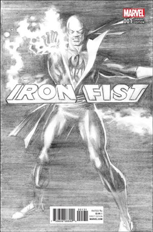 Iron Fist (2017) 1-E